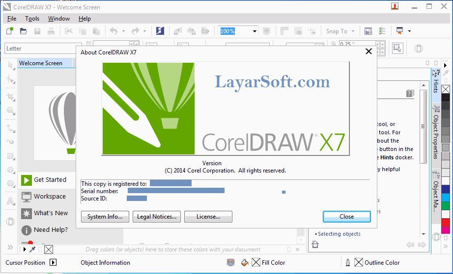 CorelDRAW Full version Crack Keygen