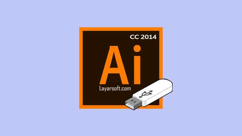 adobe Illustrator CC 2014 Portable