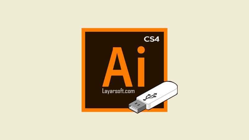 adobe Illustrator CS4 Portable