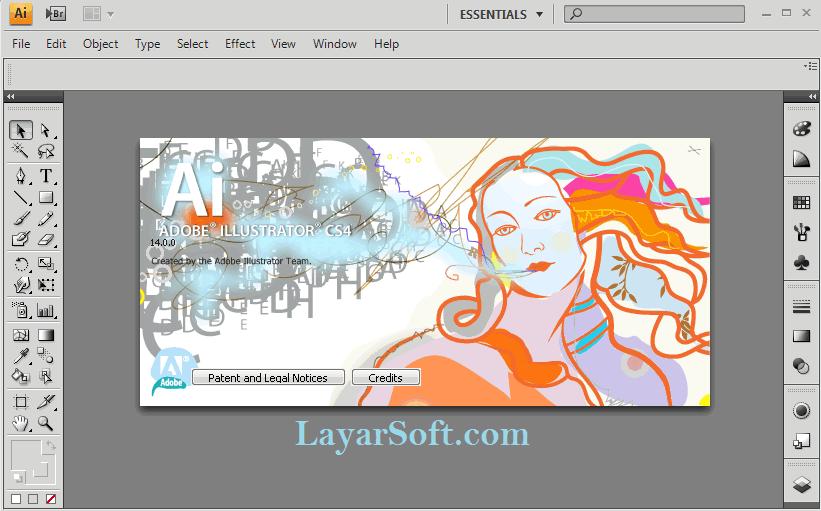 Illustrator CS4 Portable