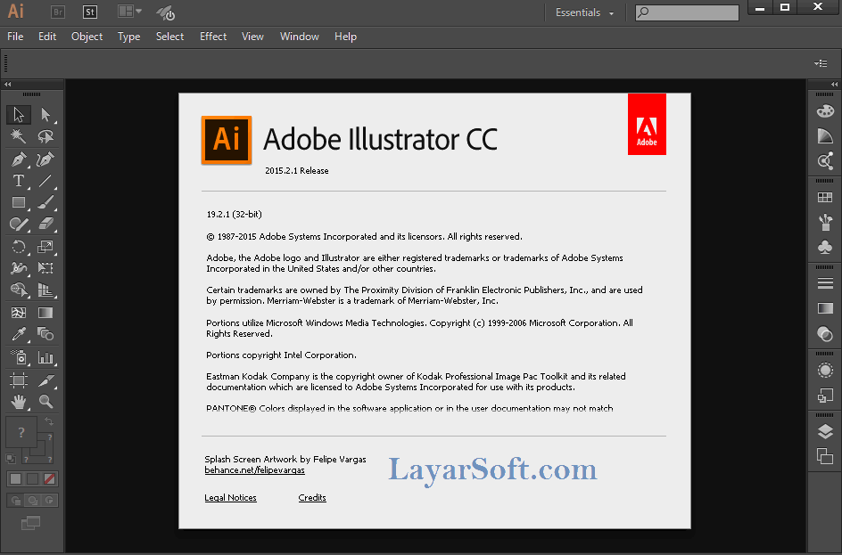 Illustrator CC 2015 Portable