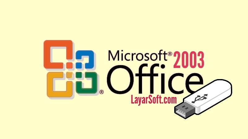 Microsoft Office Portable 2003