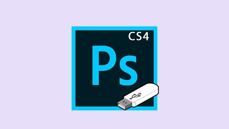 Download Photoshop CS4 Portable gratis