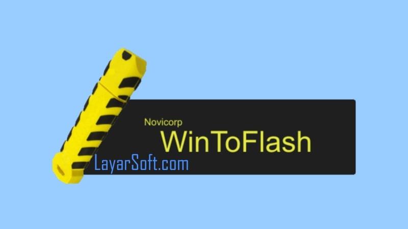 WinToFlash Professional Full