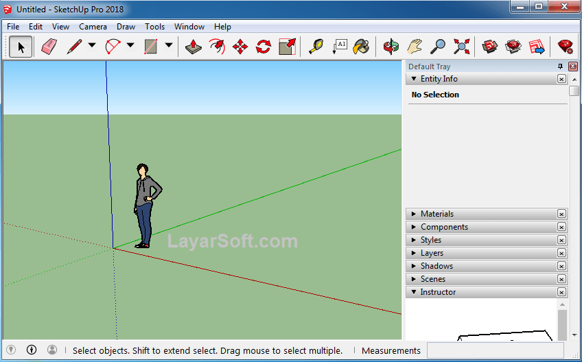 Download Sketchup pro 2018 Full Version