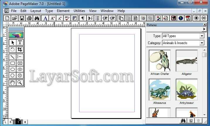 Adobe Pagemaker full Version