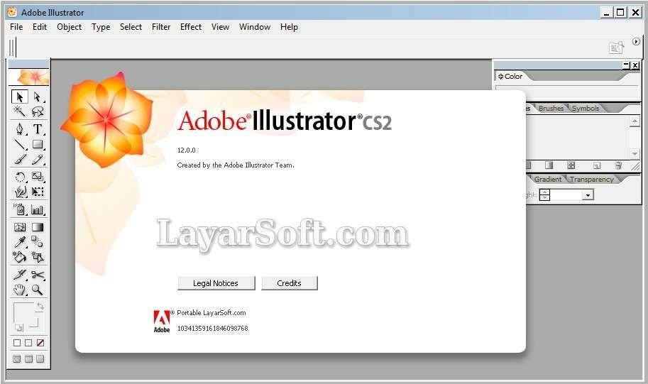Adobe Illustrator CS2 full version